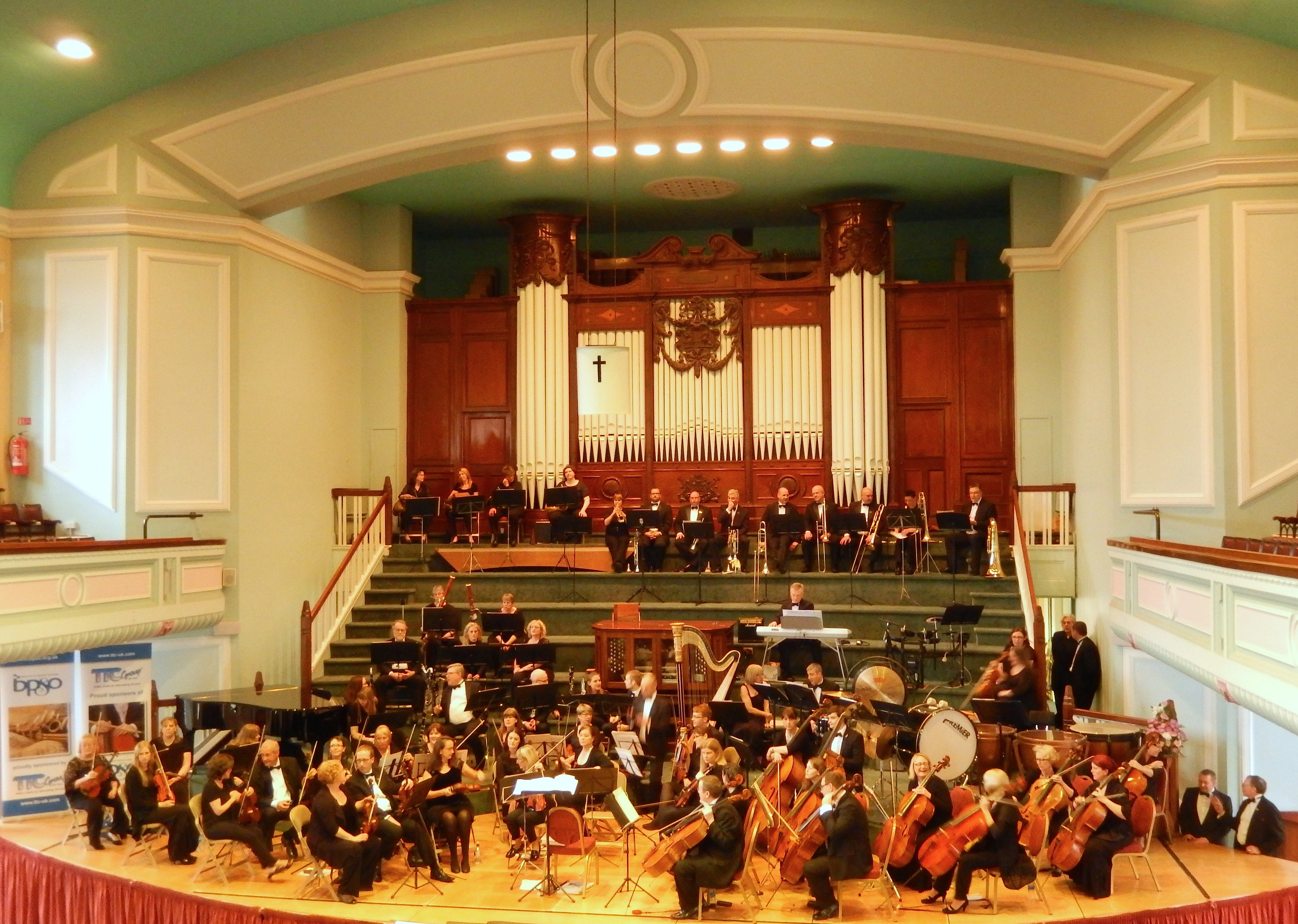symphony orchestra concert essay
